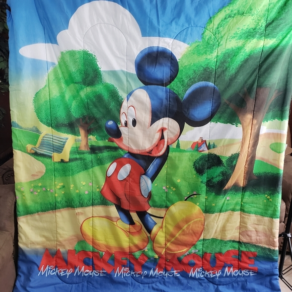 Mickey Mouse Blanket/Comforter